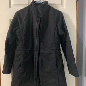 Patagonia Wool Quilted Small Coat